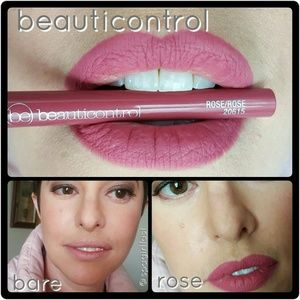 beauticontrol Makeup - Beauticontrol LIP PERFECTING PENCIL in Rose - NEW